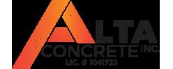 Alta Concrete, Inc.
